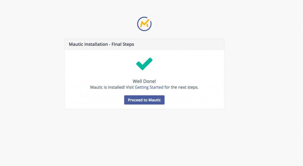 Skuteczne uruchomienie Mautic na własnym serwerze