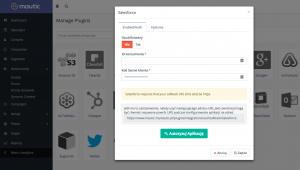 Autoryzacja i poświadczenie API w Mautic